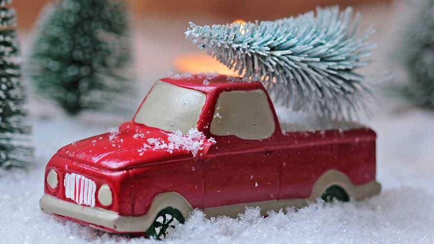 Regali di Natale? Ecco alcune idee a tema auto dell'ultimo minuto