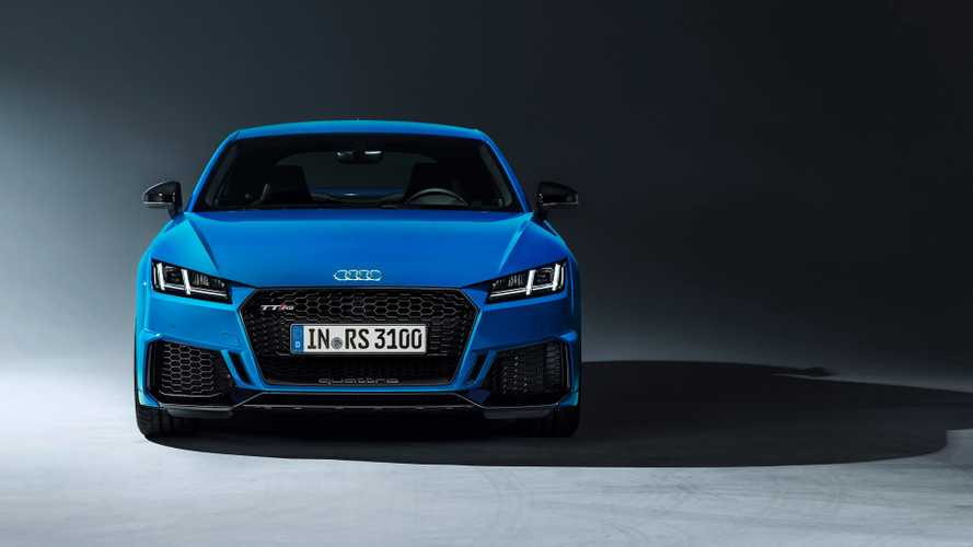 Audi TTRS Coupé y Roadster 2019