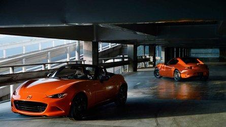 Tisztelgés az ősök előtt - Mazda MX-5 Miata 30th Anniversary Edition