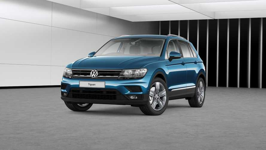 2019 Volkswagen Tiguan Match and R-Line Tech