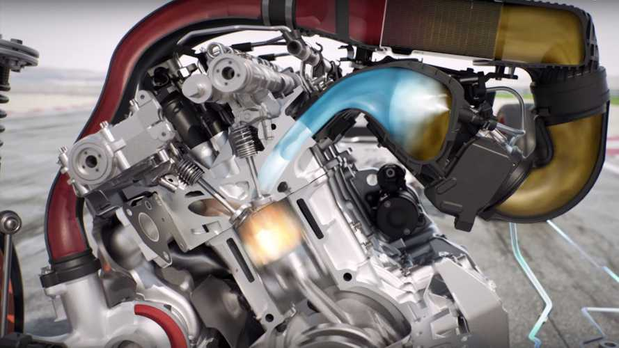 BMW miracle: see how engineers turned water into 50 bhp