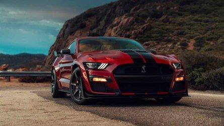 Minden idők legerősebb Fordja lett a 700 lóerős Mustang Shelby GT500