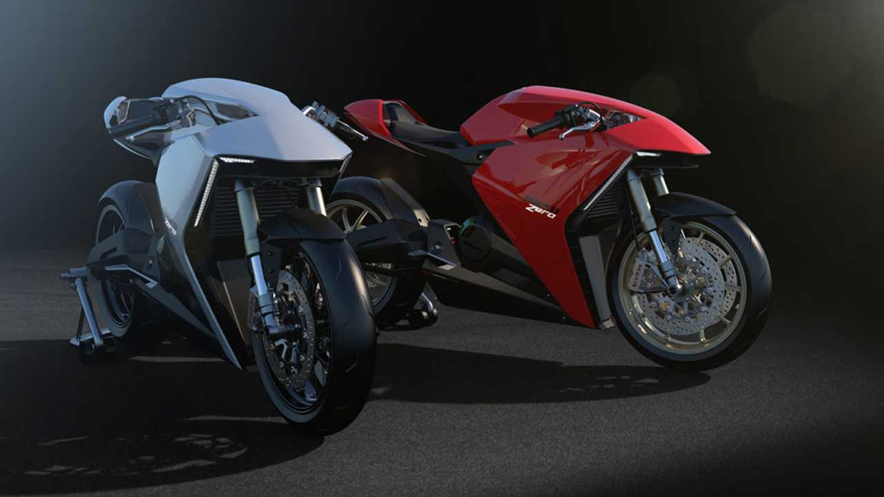 Electric Ducati in the works