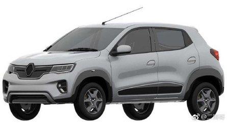 Vazou: Renault Kwid elétrico de produção será mais careta que o conceito
