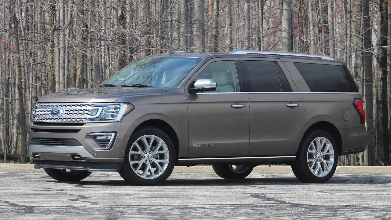 1. Ford Expedition: 38.5 Percent