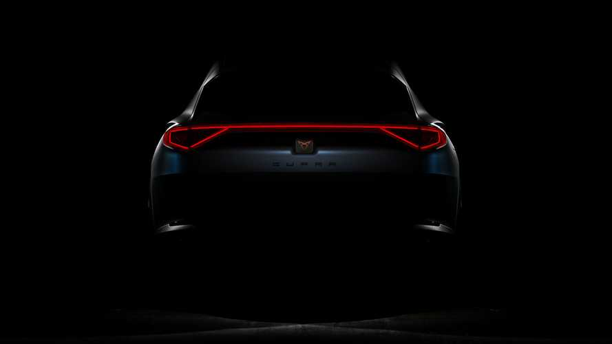 Confirmado: el segundo modelo de CUPRA será un SUV coupé