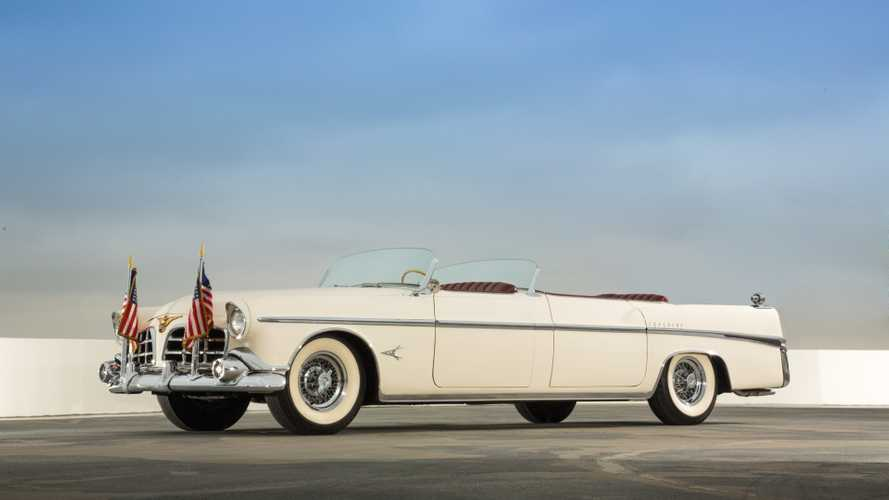 Petersen Museum To Drive Cars Through LA On President's Day