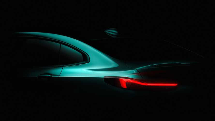 BMW 2 Series Gran Coupe teased for first time