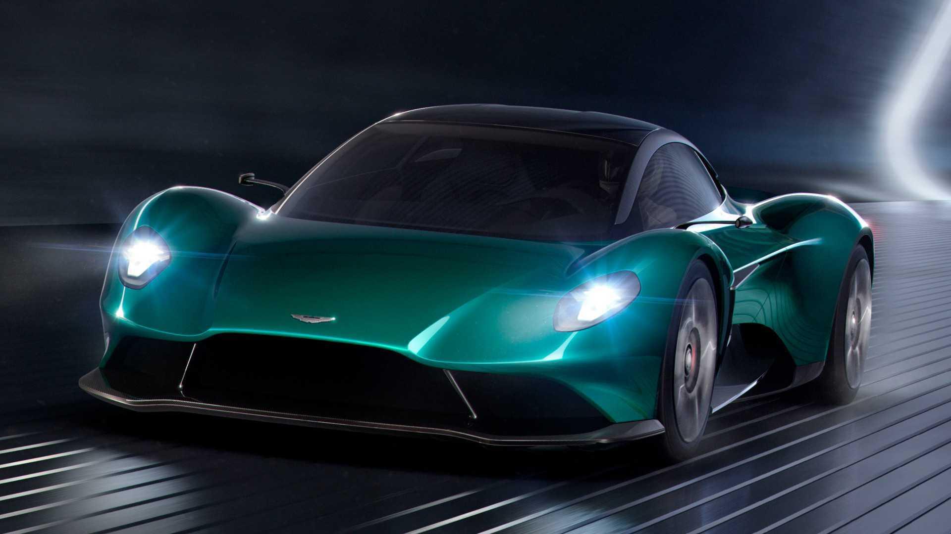 Aston Martin Vanquish Amr Pro And Volante Announced