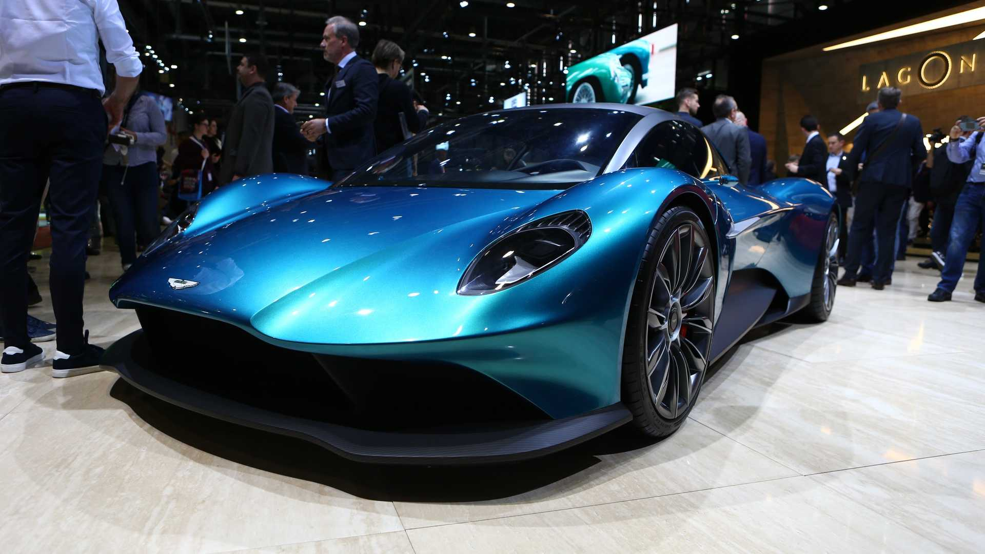 Aston Martin Vanquish Vision 3829333