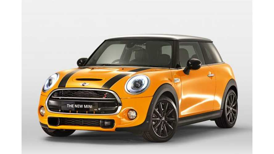 Mini Cooper Gets BMW i8 Engine - Plug-In Hybrid Mini Takes Shape