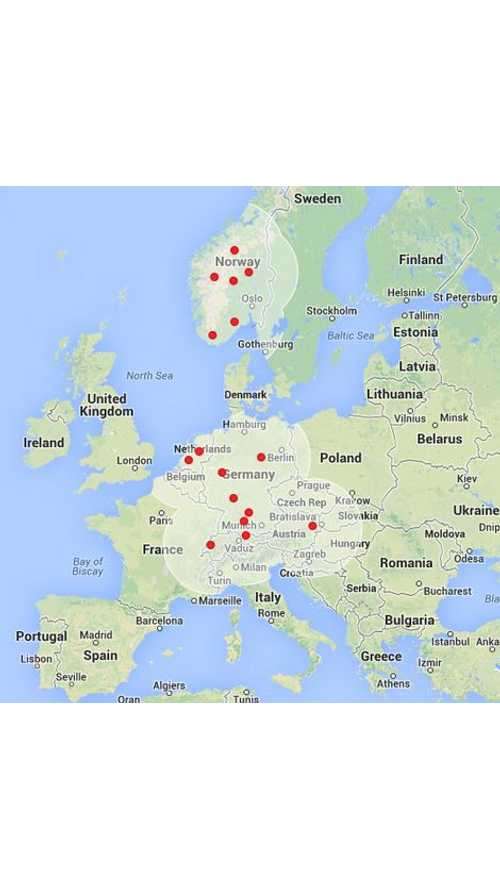 Tesla Charges Up 2 More Superchargers in Europe