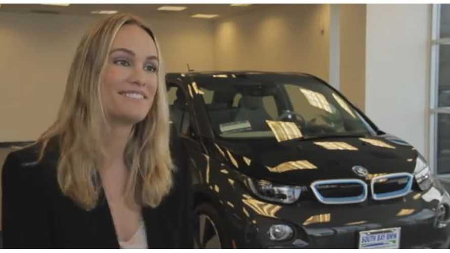 Video Of First Western U.S. BMW i3 Delivery
