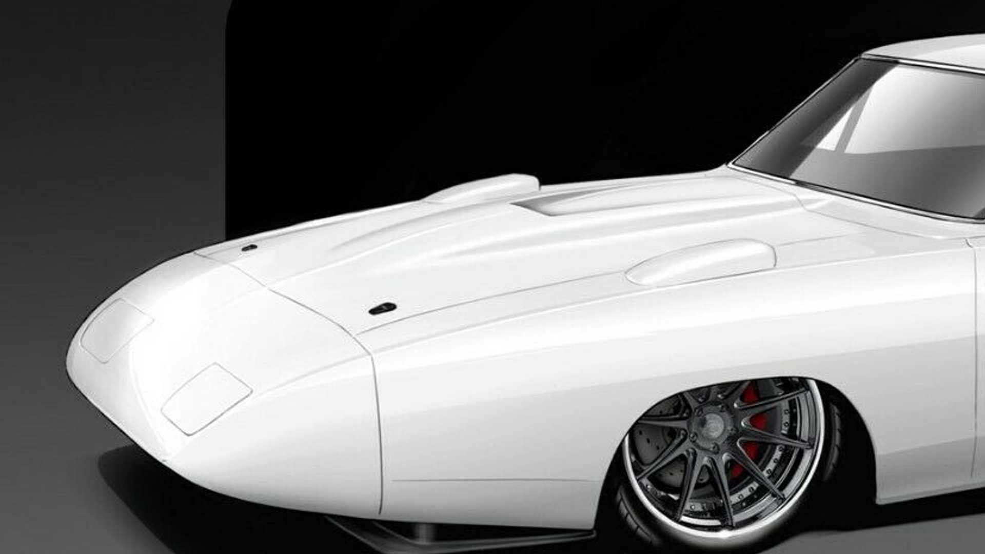 """[""""1970 Dodge Charger Daytona Build""""]"""