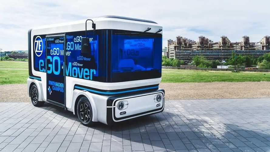 Gli autobus del futuro saranno senza conducente