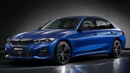 BMW сделала для Китая удлинённую 3 Series