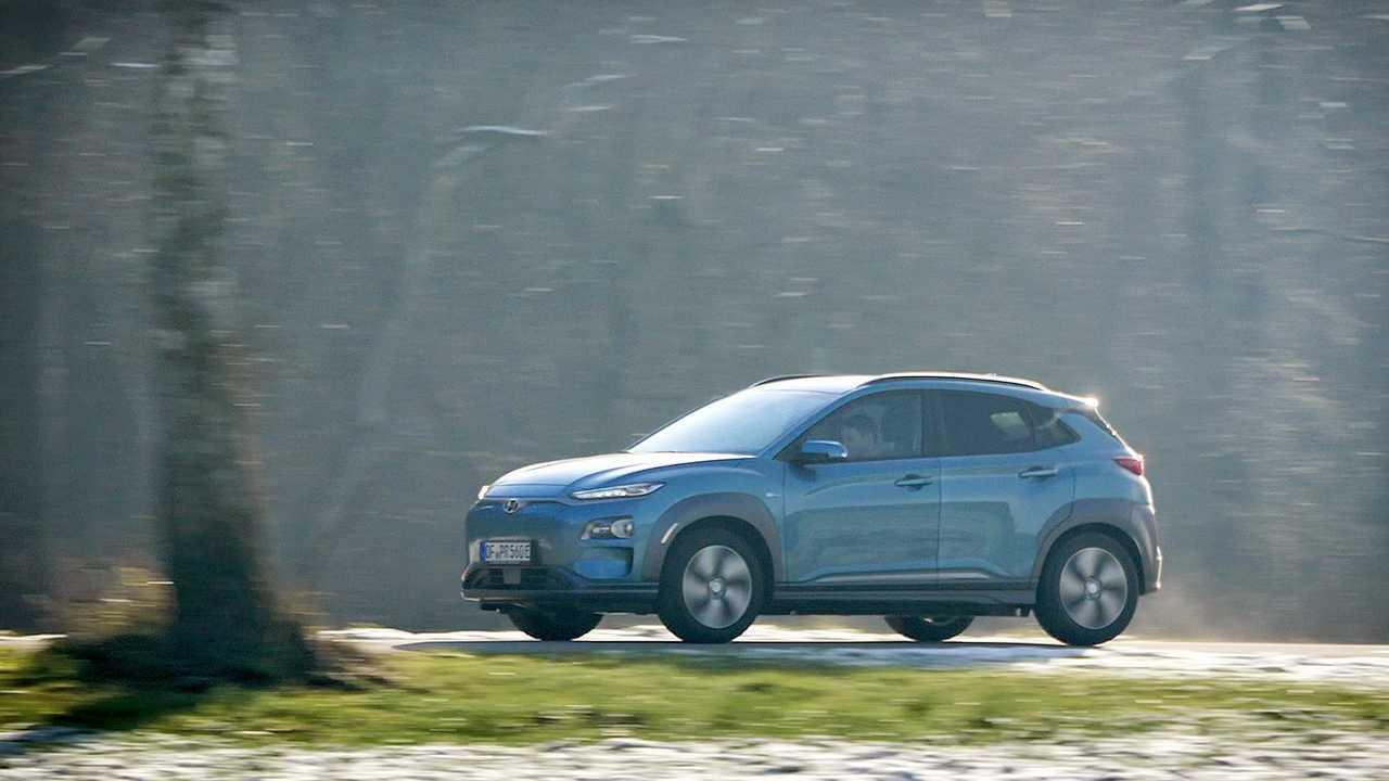 Hyundai Kona Elektro im Test