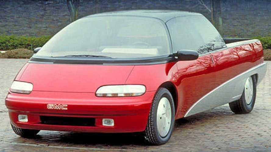 Unuttuğumuz Konseptler: 1988 GMC Centaur