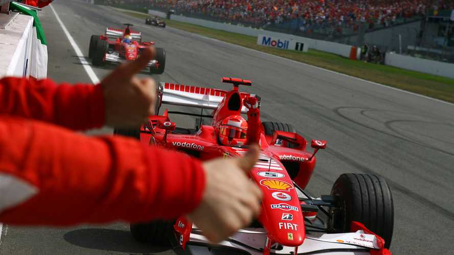 Michael Schumacher, i trionfi in carriera