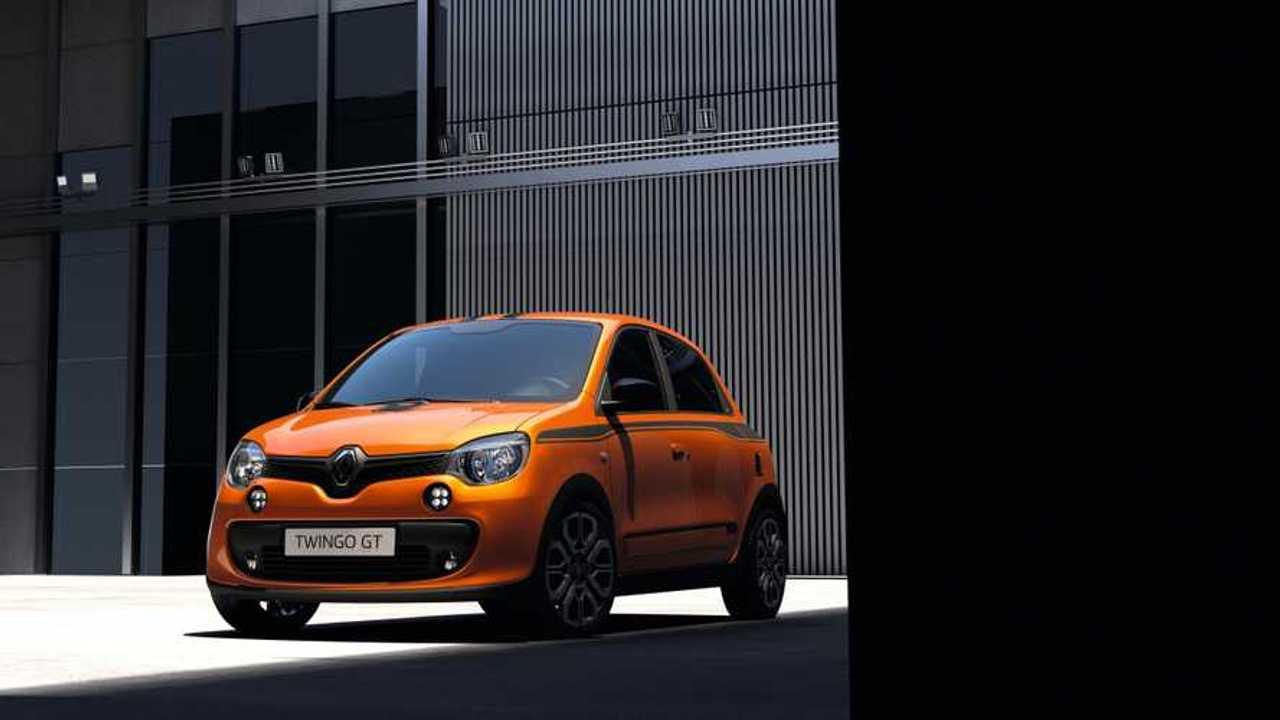 10 - Renault Twingo