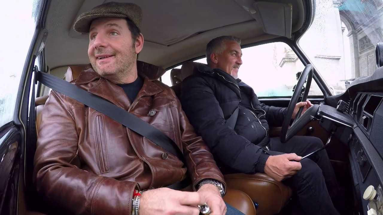 Série - L'Europe en voiture avec Paul Hollywood