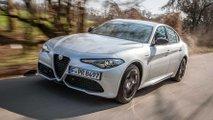 2019 Alfa Romeo Giulia im Test