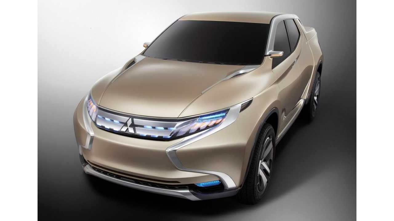 Mitsubishi GR-HEV Specs Pour Out in Geneva (Video)