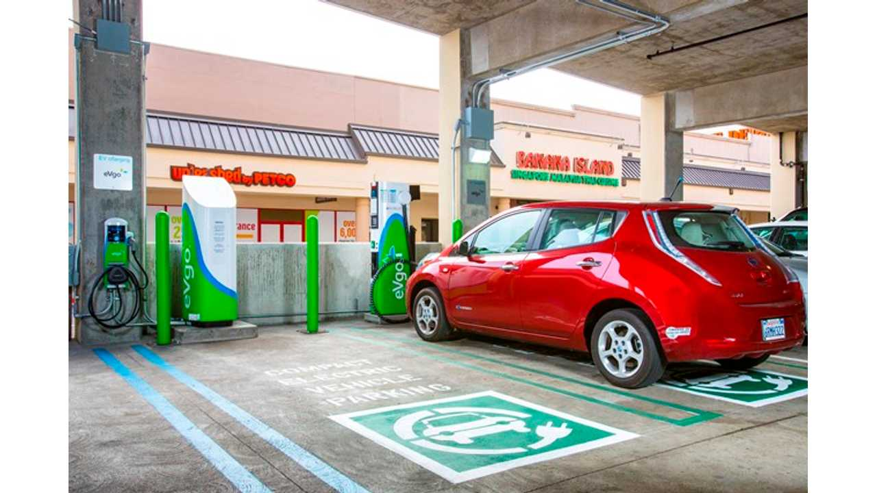 NRG eVgo Opening First Freedom Station in California