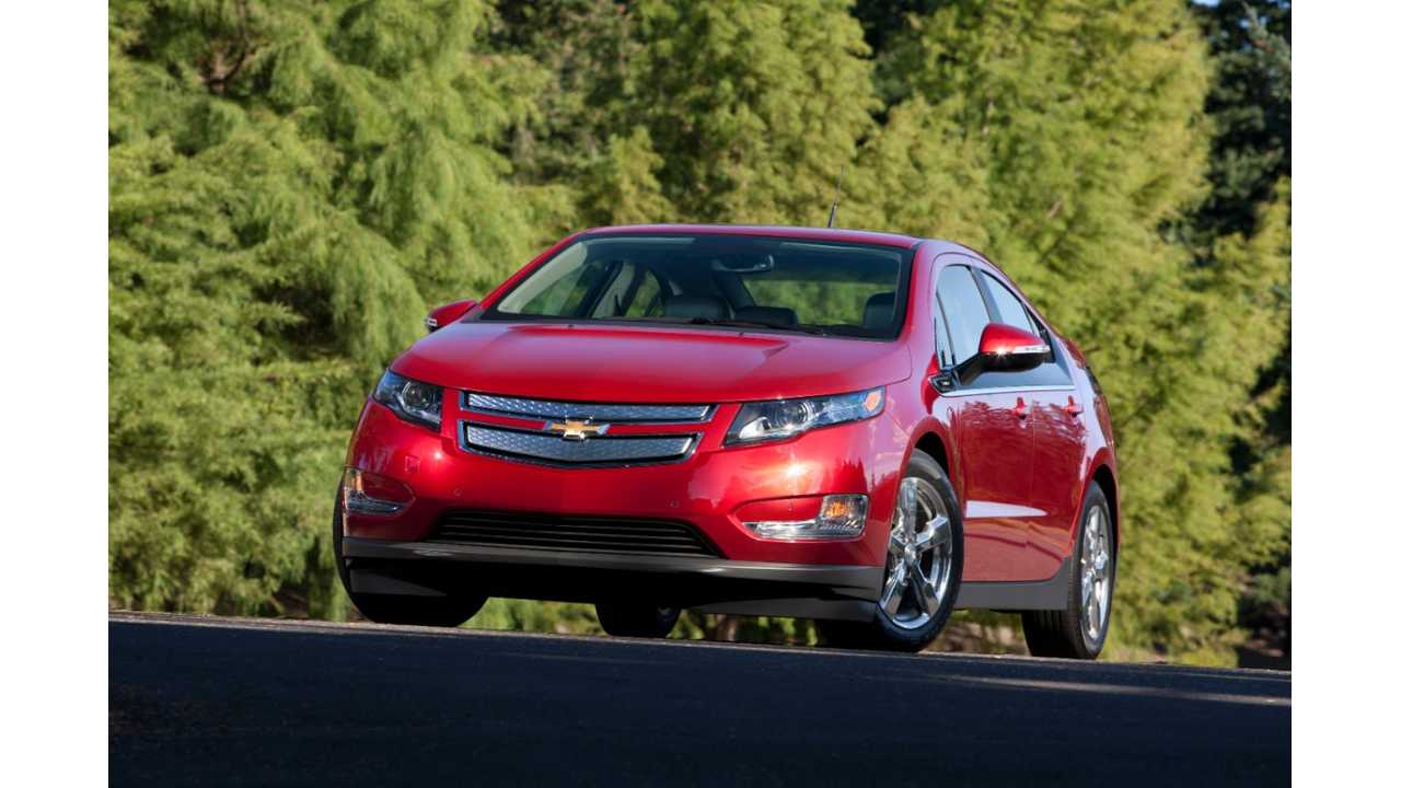 Ask Volt Owners if Their Vehicle is a Failure...Bet Nobody Will Say Yes