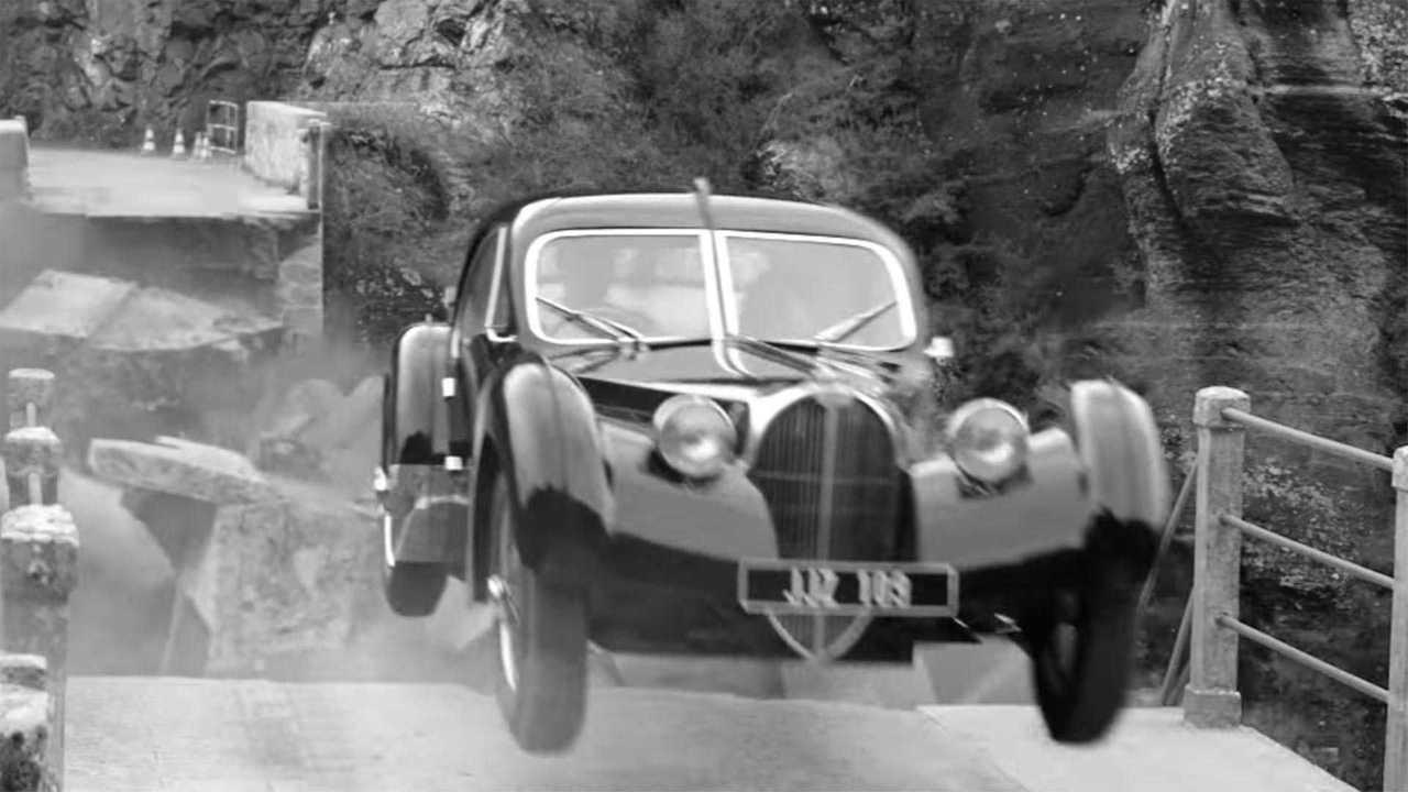 Bugatti Atlantic Teaser Video