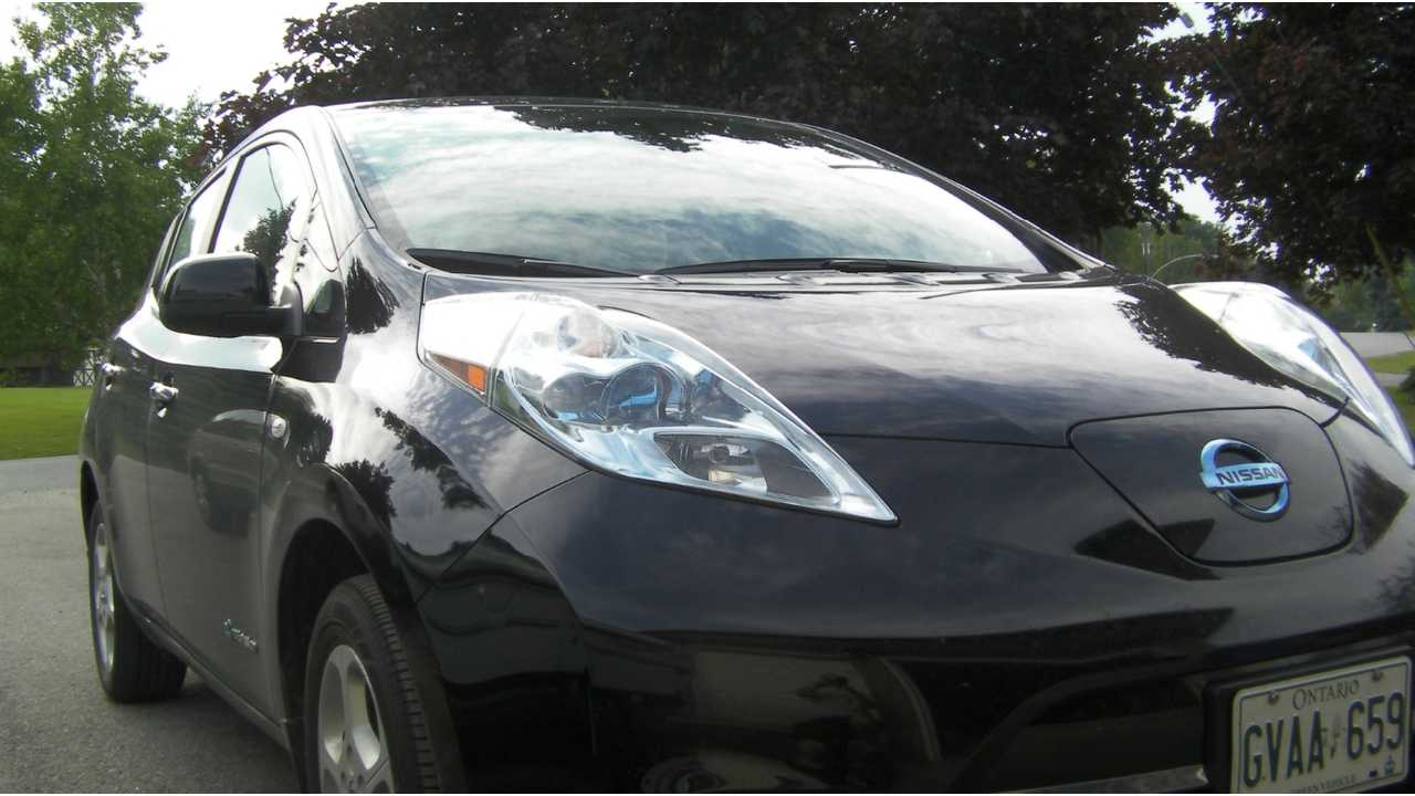 Nissan Ups The LEAF Discount In Canada: $6,000