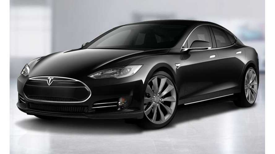 Tesla Bumps Pricing On Model S For 2013