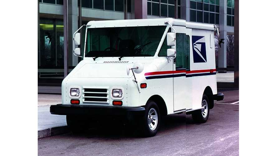usps News and Reviews | InsideEVs