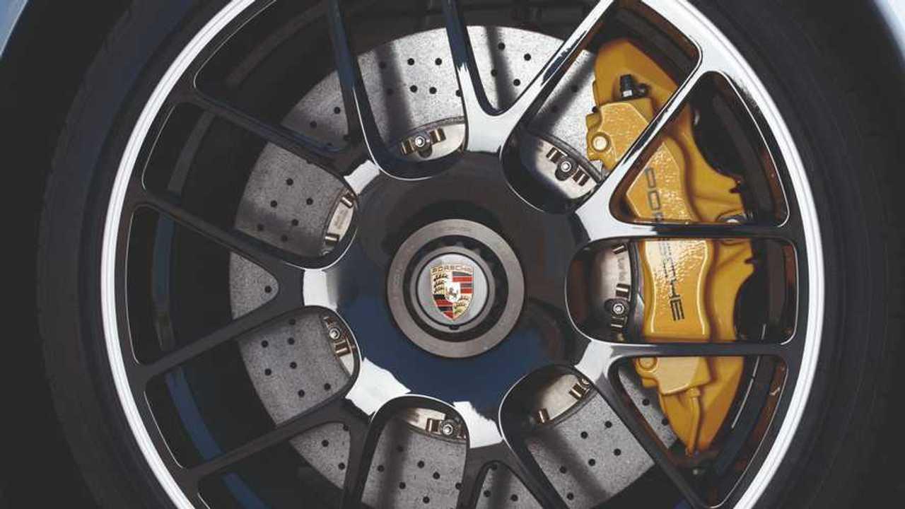 Porsche Carbon Ceramic Brakes