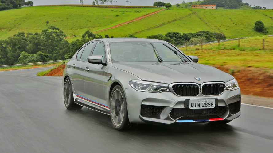Comparativo: BMW M5 x Audi RS6 x Porsche Panamera