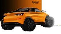 Skoda Kodiaq Pickup Truck