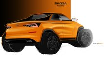 Skoda Kodiaq Pickup: Das Azubi-Unikat