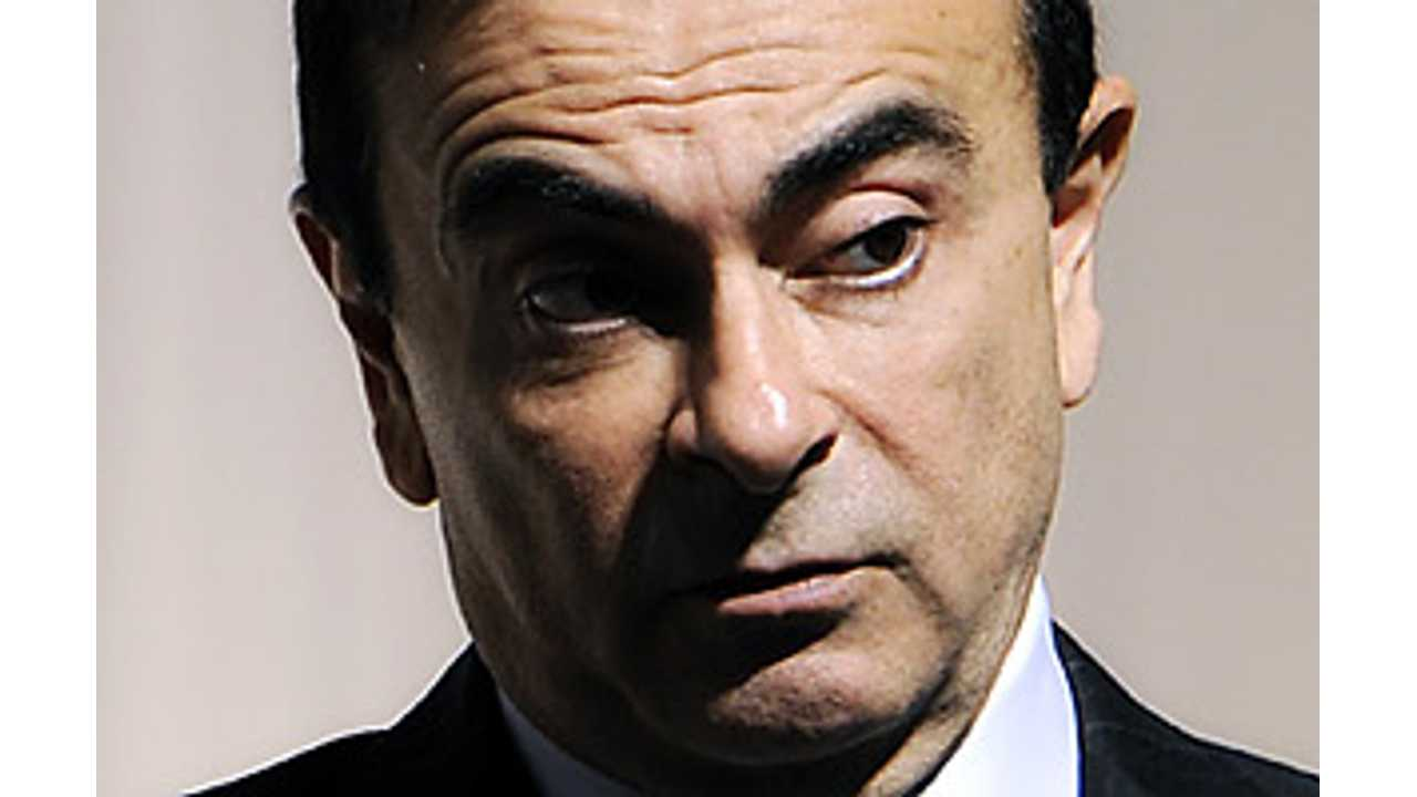 Carlos Ghosn Won't Commit To Staying On As Nissan Boss. Will Successor Back EVs As Much?