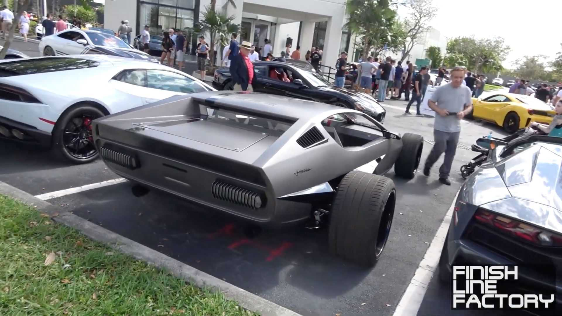 Lamborghini Approves The Only Rat Rod Wearing Badge Worldwide