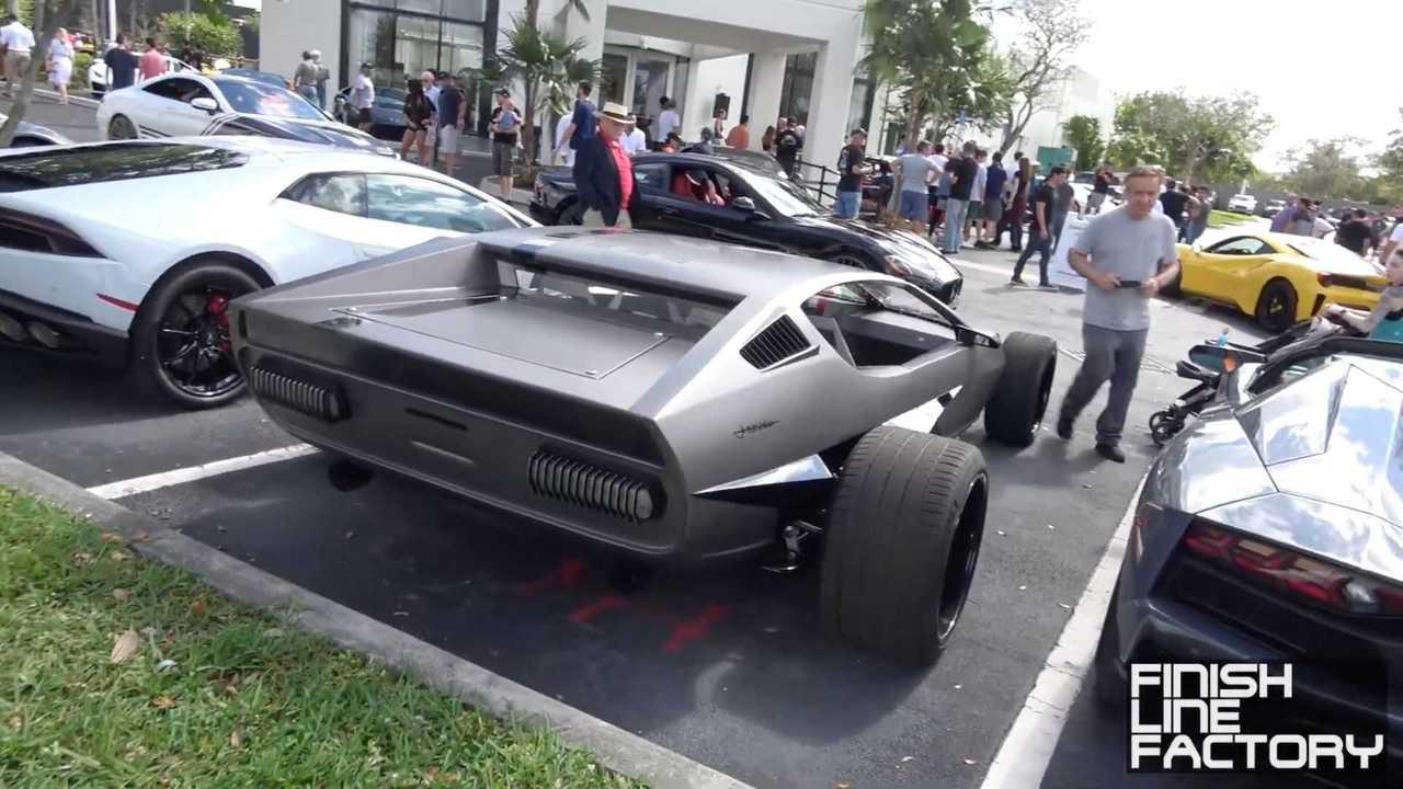 1970 Lamborghini Sword