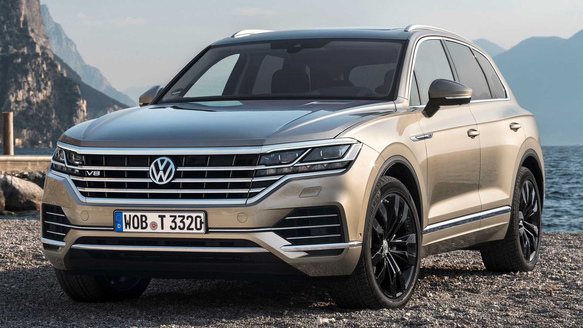 2020 VW Touareg: New Engines, Design, Release >> Touareg Is The Last Volkswagen To Get A V8 Diesel Engine