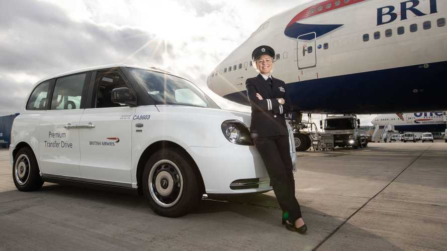 BA introduces electric taxis at Heathrow