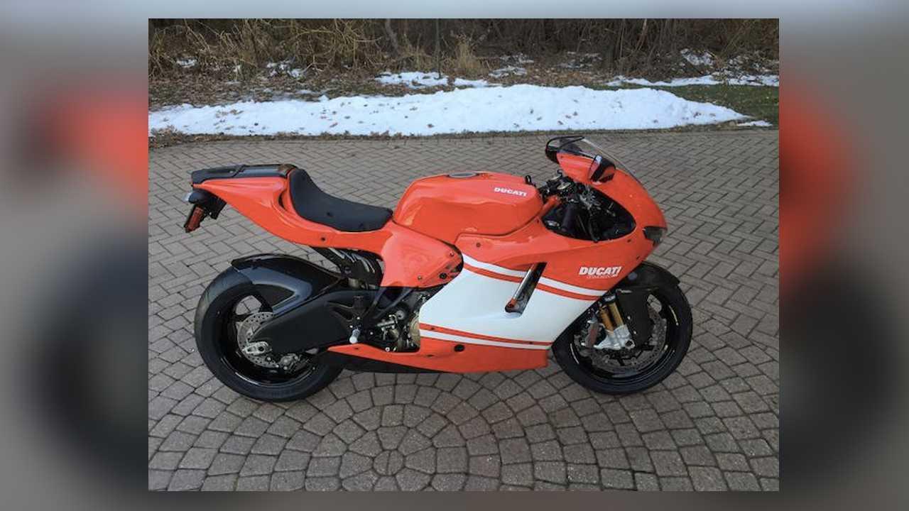 2008 Ducati Desmosedici D16RR - $58,650