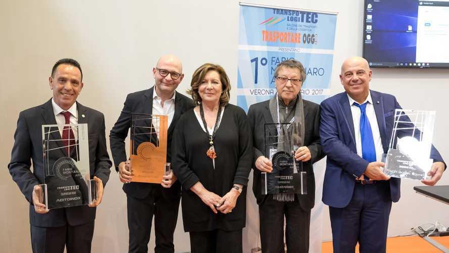 Transpotec 2019 torna il Fabio Montanaro Award