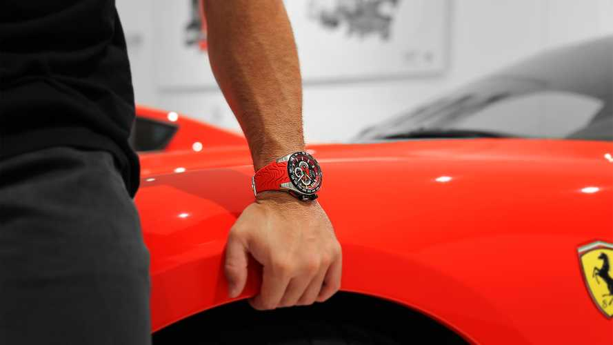 Giorgio Piola launches SHIFT Watch Collection on Kickstarter