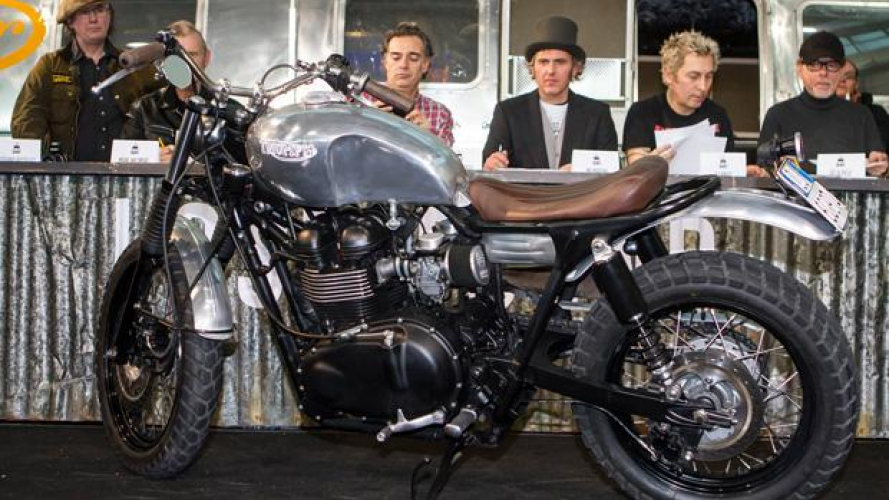 """Cafe Racer of the year"" diventa un Talent Show"