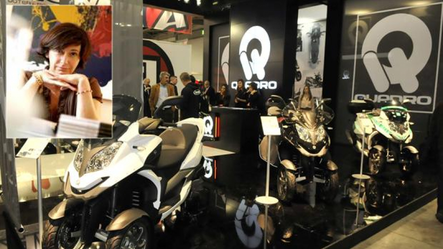 Quadro Vehicles SA: Stefania Galli entra a far parte dello staff