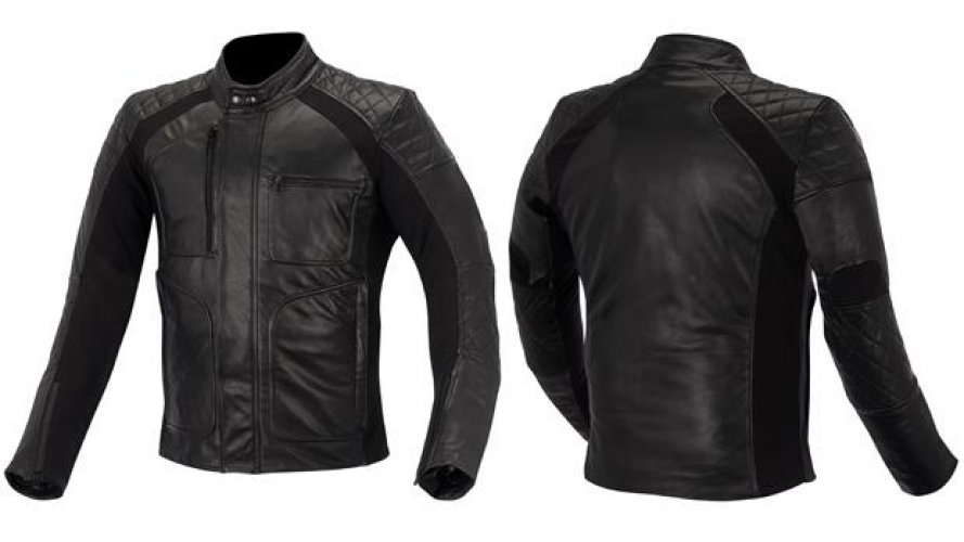 Alpinestars Hoxton Leather Jacket 2014