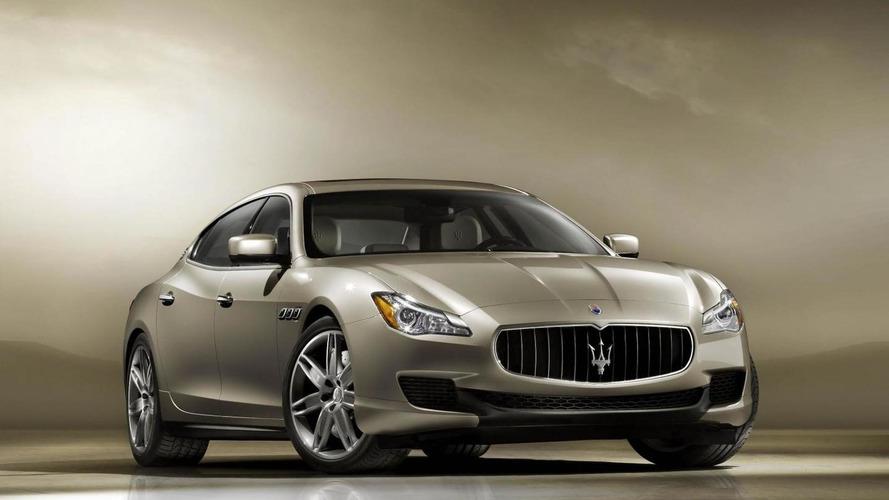 2013 Maserati Quattroporte engine details revealed