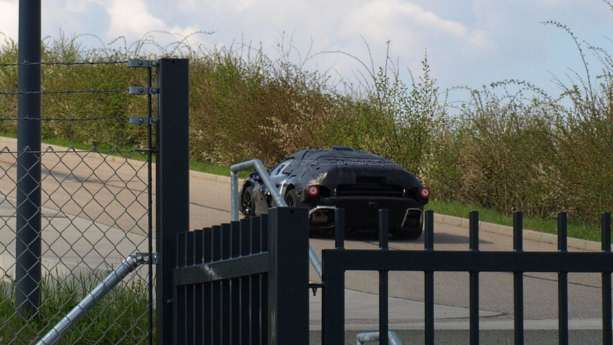 Ferrari F150 hits the track [video]
